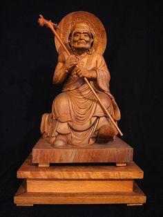 101 Best Arhat Lohan Images Sculpture Wood Carving Carving