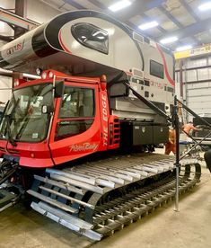 The Snowcat Truck Camping Machine - Truck Camper Magazine Volvo Pickups has its own head Cool Trucks, Big Trucks, Pickup Trucks, Truck Memes, Offroad, Snow Vehicles, Off Road Camper, Truck Camping, Expedition Vehicle