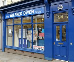 Or learn about The Wilfred Owen Story. British Army Regiments, Wilfred Owen, Argyle Street, Museum Art Gallery, Collection Of Poems, New Brighton, Influential People, Most Beautiful Beaches, Local History