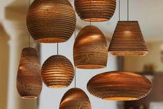 suspension bois rotin IKEA-abat-jours-formes-tailles-variées