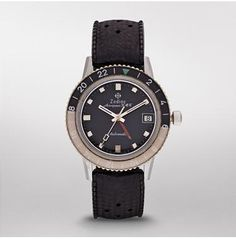 Vintage Zodiac Aerospace GMT (c. 1970s)   $600.00   Carefully curated and hand-selected, Zodiac Vintage is a collection of rare, original Zodiac timepieces that truly capture the spirit and lineage of the brand.
