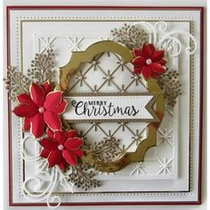 Creative Expressions Festive Collection Twinkle Star Frames Die