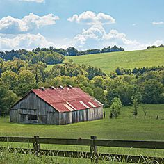 A Dixieland Road Trip | Roll down bucolic Tennessee byways in this slice of the state where horses outnumber people.