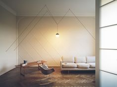 Michael Anastassiades' String Lights hit Flos stores, accompanied by a booklet and app to untangle their installation | Design | Wallpaper* Magazine