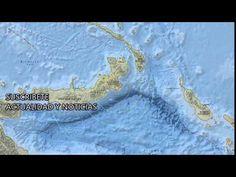 Alerta de tsunami tras un terremoto de magnitud 7,4 en Papúa Nueva Guinea