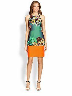 Saks Fifth Avenue Mobile Sheath Dress, Peplum Dress, Pretty Dresses, Dresses For Work, Polo Classic, Complete Outfits, Spring Dresses, Dresser, Street Wear