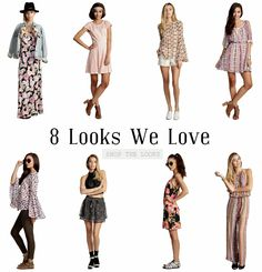 Mimi Chica:  Shop our favorite 8 looks from the new arrivals!T...