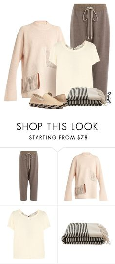 """""""#1067"""" by pato19 ❤ liked on Polyvore featuring Rick Owens, STELLA McCARTNEY, RED Valentino and Soludos"""