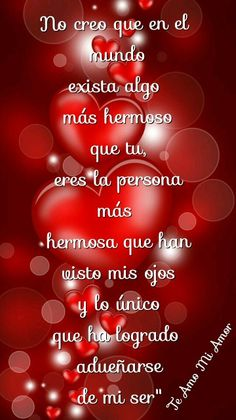 Spanish Love Phrases, Love In Spanish, Hot Love Quotes, Romantic Love Quotes, Beautiful Love Pictures, Love You Images, Love Your Wife, My Love, Spanish Quotes With Translation