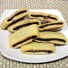 Gluten-Free Fig Newtons