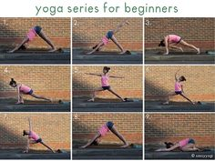 sassyyogi:  yoga series for beginners (i)! <: some of you guys have mentioned that it would be nice if i can include some beginner poses ...