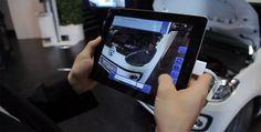 Metaio Volkswagen - Sistema de Realidad Aumentada