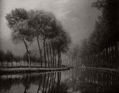 Biography: Pictorial photographer Leonard Misonne | MONOVISIONS