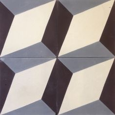 This design can be tiled into two different patterns: The 'star' pattern and the 3d-cube geometric pattern. If you would like to see the Nadia tile in different colours then please get in touch to discuss your requirements.