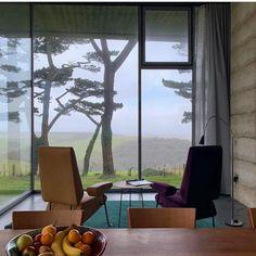 Secular Retreat. 2018. South Devon, England. Peter Zumthor Peter Zumthor, South Devon, Devon England, Forest House, Interior Design, Building, Home, Architecture, Nest Design