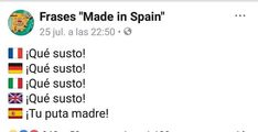 Bts Quotes, Humor Grafico, Funny Relatable Memes, Spain Vs, Spanish, Jokes, Lol, Sayings, Latina