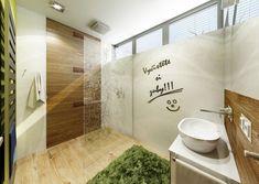 Mechová koupelna | AŤÁK DESIGN Alcove, Bathtub, Relax, Bathroom, Design, Standing Bath, Washroom, Bathtubs, Bath Tube