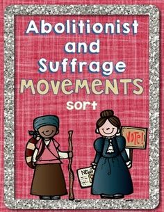 Abolitionism – Summary