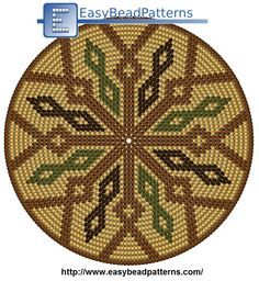 """The location where building and construction meets style, beaded crochet is the act of using beads to decorate crocheted products. """"Crochet"""" is derived fro Mochila Crochet, Crochet Tote, Crochet Purses, Crochet Chart, Bead Crochet, Crochet Snowflake Pattern, Tapestry Crochet Patterns, Crochet Stitches Patterns, Cross Stitch Patterns"""