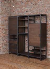 Картинки по запросу industrial style wardrobe #WoodFurnitureOffice