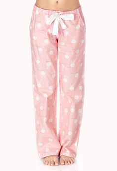 Sleepy Head PJ Pants Get a pair of pink pajamas to lift you up when you're feeling down. Wouldn't you look cute when wearing this while eat. Cute Pjs, Cute Pajamas, Pijamas Women, Sleepwear & Loungewear, Lingerie Sleepwear, Forever 21, Pj Pants, Up Girl, Night Gown