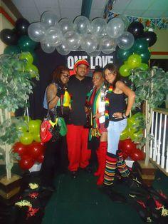 Bob Marley Birthday Party Ideas | Photo 1 of 17 | Catch My Party