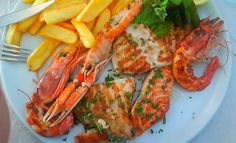Mixed grill seafood (11 ) #TTDD
