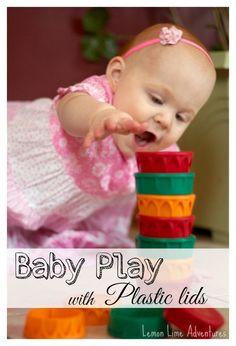 Baby Play with Recyc