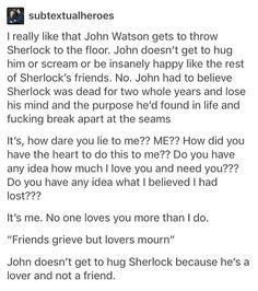 """If I try to hug him, stop me."" — [ #sherlockholmes #sherlockseason4 #bbcsherlock #freebatch #johnlock #sherlockbbc #sherlock #martinfreeman #benedictcumberbatch #johnwatson ]"