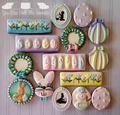 Easter cookie favor