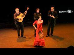 Mercedes Ruiz en el Flamenco Festival de Londres 2011 - YouTube