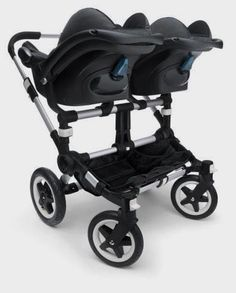 Bugaboo Donkey Stroller: Making Life With Twins Easier? - Baby Car Seats Newborn -Ideas of Baby Car Seats Newborn - www.onlinetoyreta Bugaboo stroller with Maxi-cosi car seat Bugaboo Donkey, Bugaboo Stroller, Twin Strollers, Car Seat And Stroller, Double Strollers, Infant Car Seats, Double Stroller For Twins, Camouflage Baby, Baby Jogger