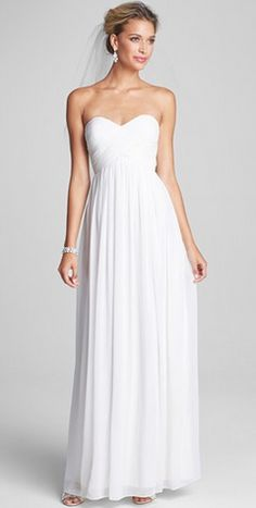 simple, sweet & sophisticated #wedding #gown