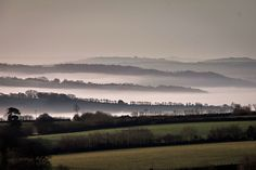 Mist In The Valleys by me'nthedogs