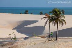 Dunas da Praia do Cumbuco, Caucaia, Ceará - Brasil