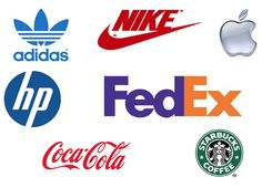 Brief blog introduction to Logos; Symbol or Icon, Word mark, Letter mark, Combination mark, Emblem