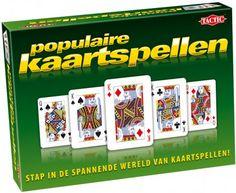 Populaire Kaartspellen.