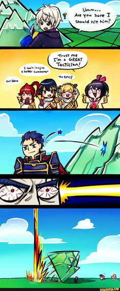 Is this Hector's true strength?!