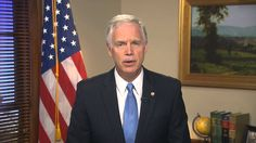 11/16/13 - Sen. Ron Johnson (R-WI) Delivers Weekly GOP Address on Obamac...