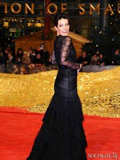 Evangeline Lilly - Celebrities Attend 'The Hobbit: The Desolation Of Smaug' Premiere In Berlin
