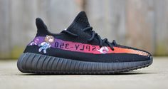 "adidas Yeezy Boost 350 V2 ""Graduation"" Custom by Kendra's Customs | Nice Kicks"