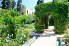The Jardin d'Essais Botaniques (JEB) of Rabat is a recently-restored 17 hectare botanic garden created by Jean Claude Nicolas Forestier at the beginning of the 20th century.  It is located in the heart of historic Rabat - named UNESCO World Heritage Site in 2012 - and was conceived as an experimental garden to acclimatize diverse plant species through a partnership with the National Institute of Agronomic Research of Morocco (INRA). It is part of the Med-O-Med botanical gardens network.