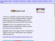 Lots of revision exercises both by topic and by skill Gcse Revision, Workout Programs, Vocabulary, Exercises, Teacher, French, Learning, Fitness, Training Programs