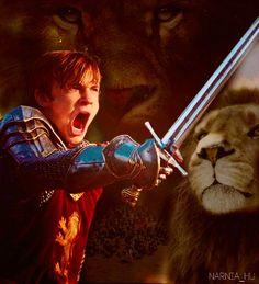 For Aslan!