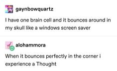 And on brain cells: 21 People Who Completely, Totally, Nailed The Response Stupid Funny, Haha Funny, Funny Stuff, Random Stuff, Funny Things, Funny Quotes, Funny Memes, Emo Quotes, Hilarious Jokes