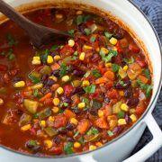 Vegetable Chili