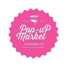 Pop up Market of Braderie? Delft, Graphic Design Studios, Logo Design, Pop Up Market, Artisan Food, Circle Logos, Craft Beer, Marketing, Projects