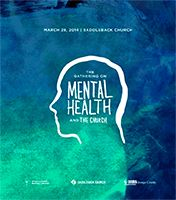 FINALLY something for Mental Health and the Church. Will definitely be going through these videos.