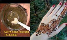COMO HACER PASTA DE HENNA, para MEHENDI /Maya Belleza de la India