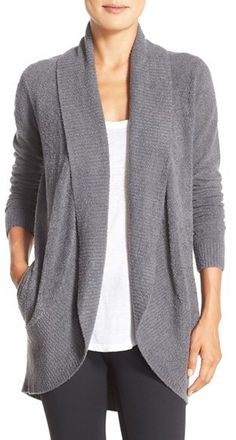 I love this cardigan because it looks fancy when needed.
